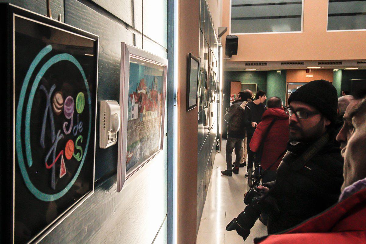 Exposición Xogo de Fios