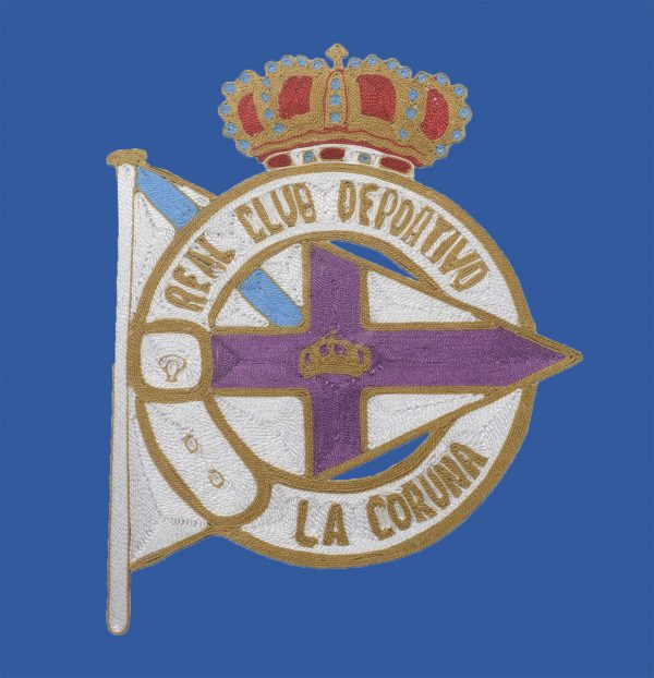 Escudo Depor La Coruña